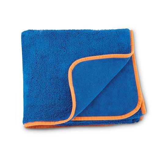 Norwex Bath Towels Best Kids Towel Royal Blue With Orange Trim Norwex USA